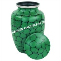 Green Avenue Cremation Urn