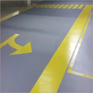 Car Park Polyurethane Color Coating