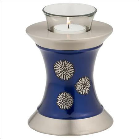 Flowers of Peace Tealight Urn