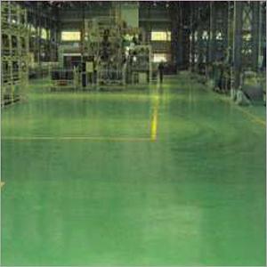 Industrial Floor Epoxy Coating