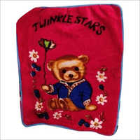 Polyester Fabric Baby Blanket