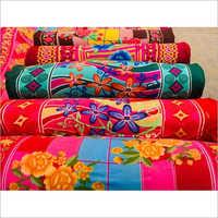 Floral Design Polar Blanket