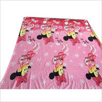 Mickey Mouse Print Polyester Blanket