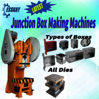 Metal Junction Box Making Machine