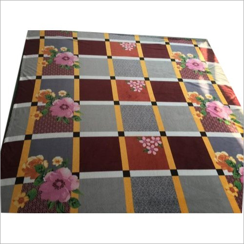 Polyester Printed AC Blanket