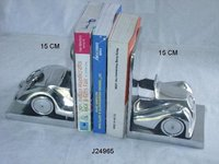 Aluminum Book End Car