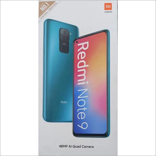 Redmi Note 9 Mobile