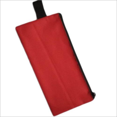 Rexine Zipper Bag