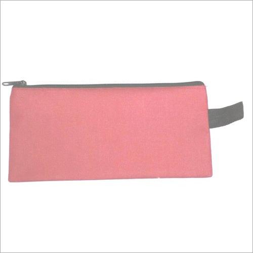 Small Rexin Zipper Bag
