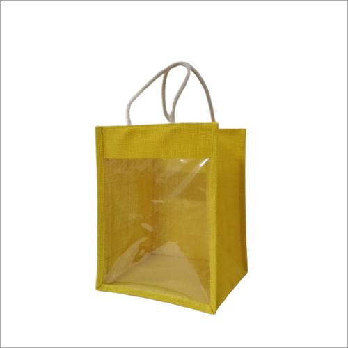 Jute Window Bag
