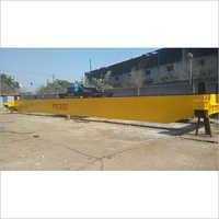 Overhead Bridge Trolley for Cane Unloader