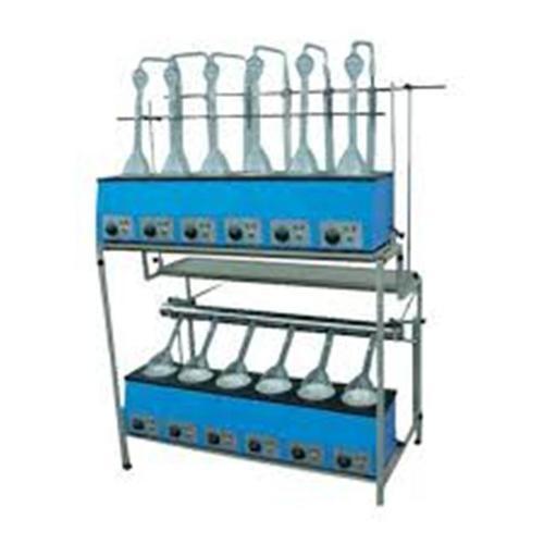 Kjeldhal Digestion & Distilation Unit