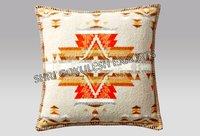 Handmade 100% wholesale Square Shape Jute Pillow Cushion Covers