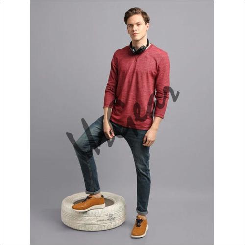Men Cotton  Tshirt