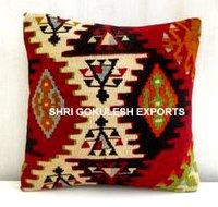 Elegant Best  Quality 100% Jute Cushion Covers Sofa Home Decor