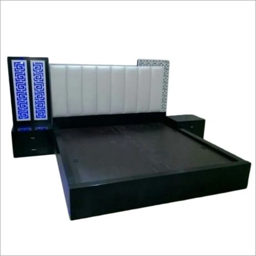 Storage Cabinet Modern Double Bed