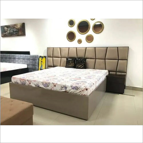 6x6 Feet Double Bed