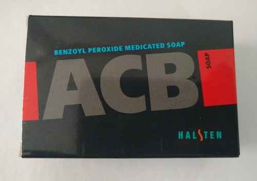 Acb -benzoyl Peroxide Medicated Soap