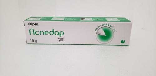 Acnedap -dapsone Gel 5% W/w