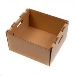 Die Cut Folding Corrugated Boxes