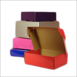 Multi Color Corrugated Boxes