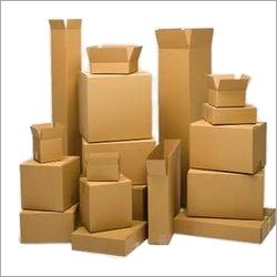 Plain Corrugated Cartons