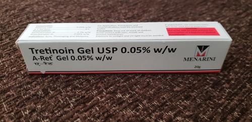 A-RET GEL 0.05%