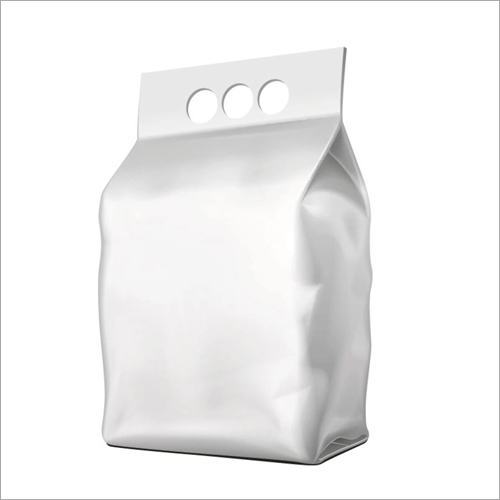 Food Grade Silver Pouch