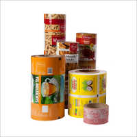 Printed Packaging Rolls