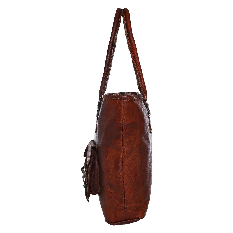 Ladies Leather Tote Bag