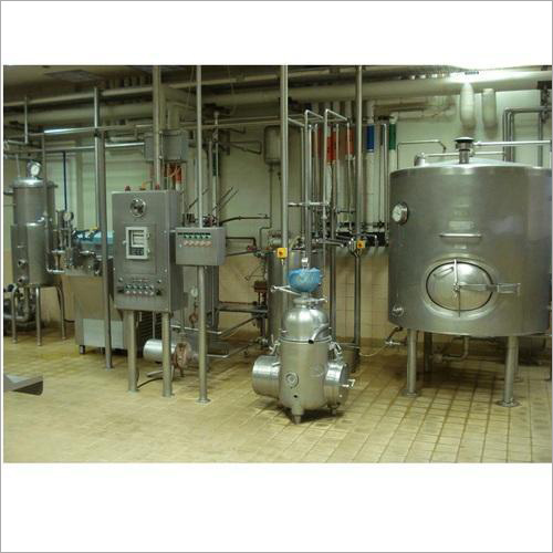 Homogenizer And Processing Plant