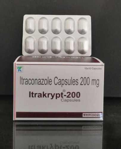 ITRACONAZOLE 200MG CAPSULE