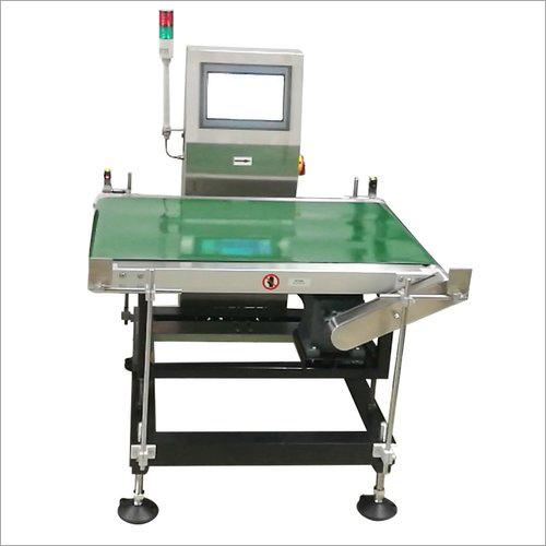 Online Check Weigher System