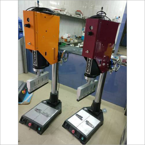 20khz Ultrasonic Plastic Welding Machine