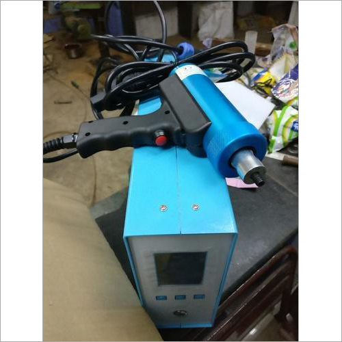 28 kHz Ultrasonic Hand Gun Welder