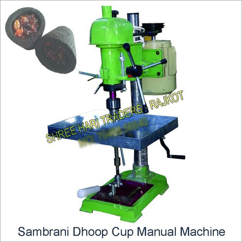 Computer Sambrani Dhoop Machine