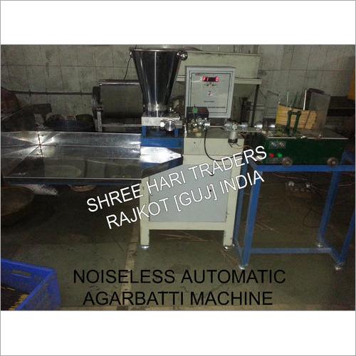 Noiseless Technology Automatic Agarbatti Machine