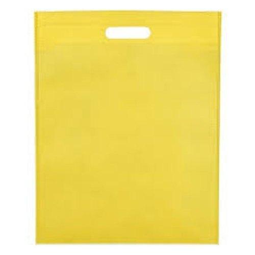 9x12 Inch D-Cut Non Woven Bag