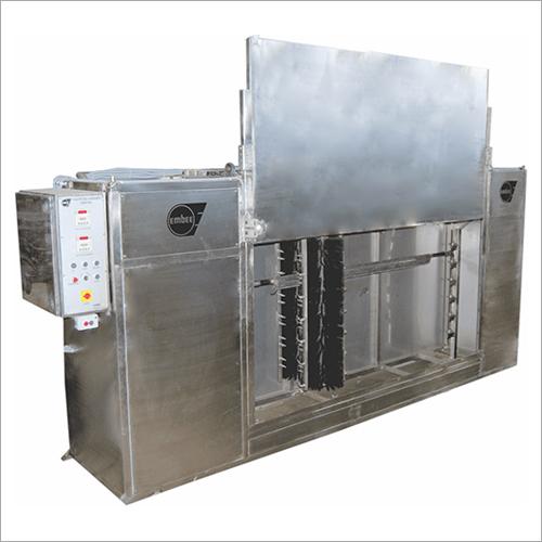 Multiple Squeegee Washer Machine