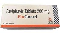 Favipiravir Tablet.