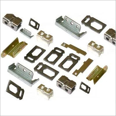 Stainless Steel Sheet Metal Pressed Parts Components