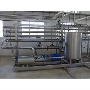 Stainless Steel Pasteurizer Vat