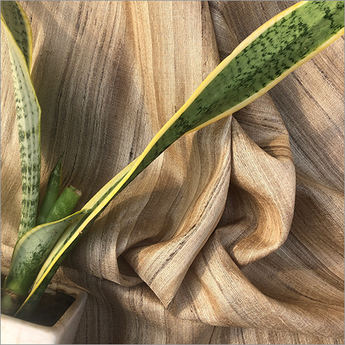 Organic Handloom Banana Fabric