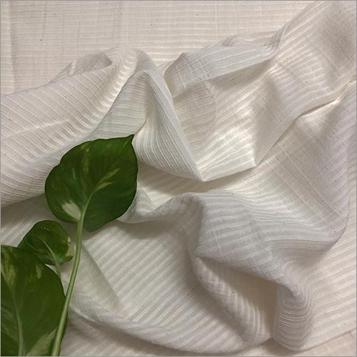 Organic Banana Stripe Fabric