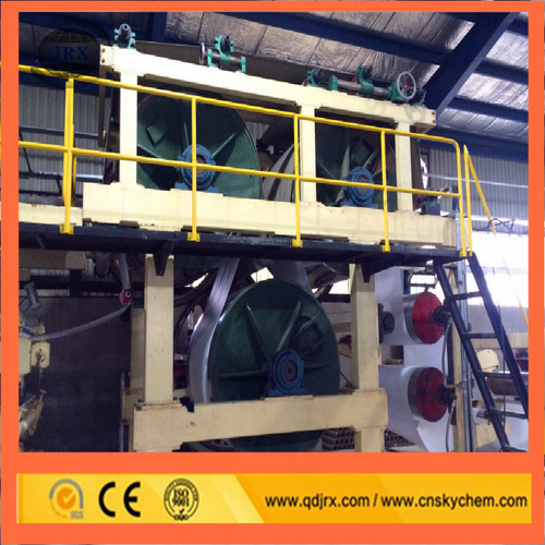 Paper Coating Machine For Producing Train Tickets, Label Papers