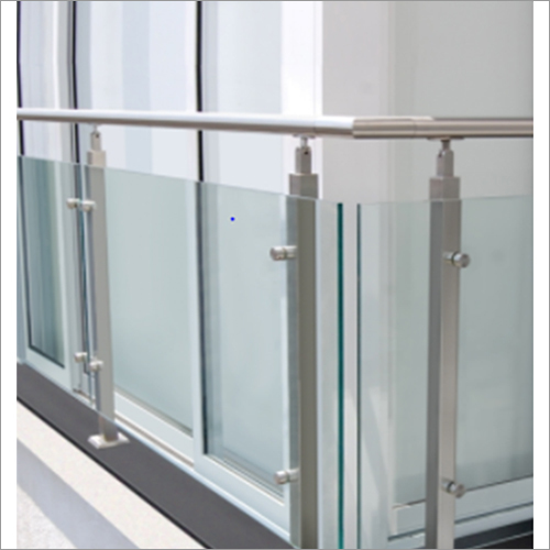Top Mounted Railing Square Baluster