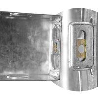 3 MODULE GI ELECTRICAL MODULAR BOX