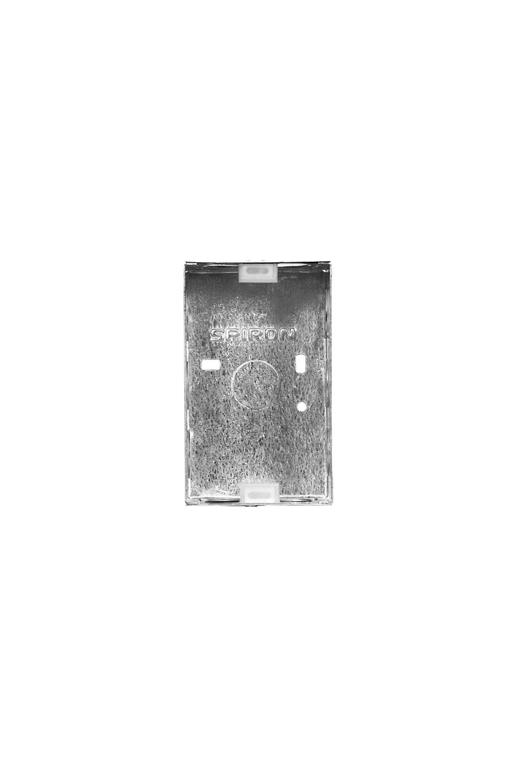4 MODULE GI ELECTRICAL MODULAR BOX