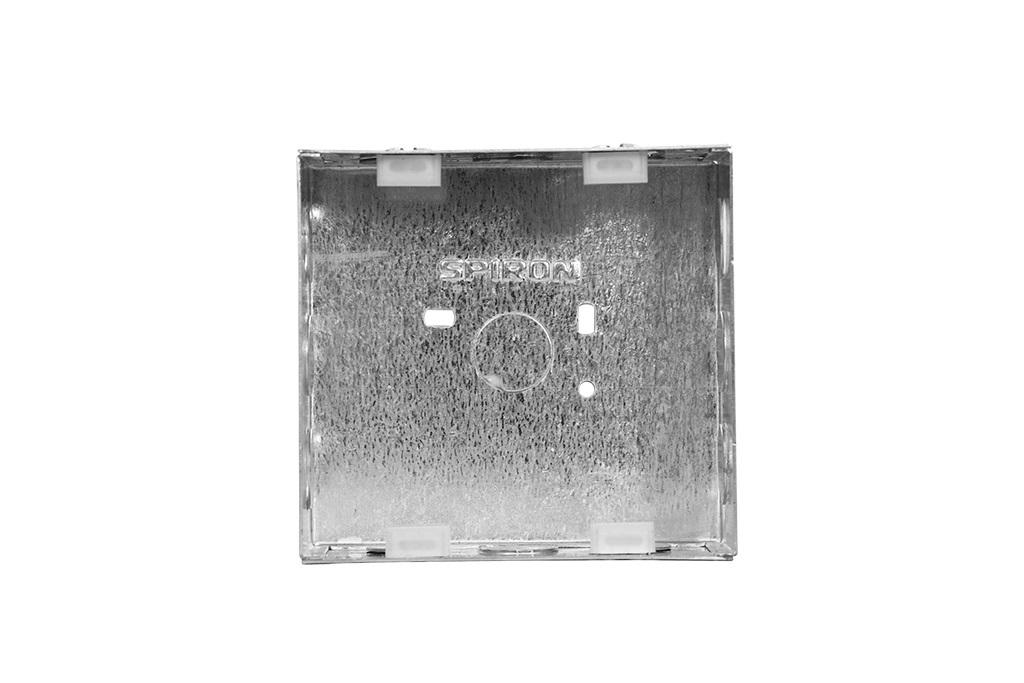 8 Module (R) Gi Electrical Modular Box