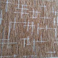 Beige Jute Sofa Fabric